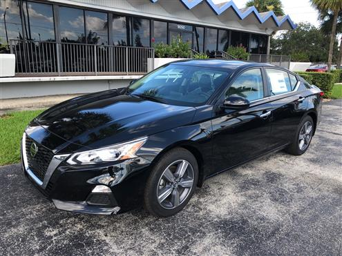 2019 Nissan Altima - KC218473