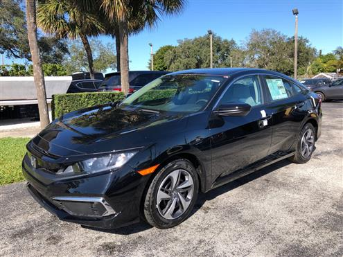 2019 Honda Civic - KE048586