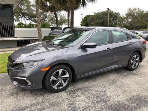 2019 Honda Civic - KE048401