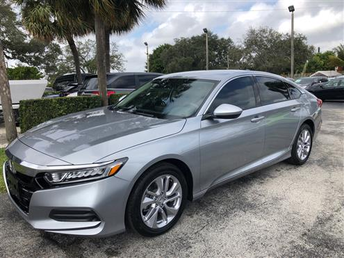 2019 Honda Accord - KA165093