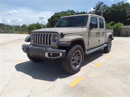 2020 Jeep Gladiator - JC169292