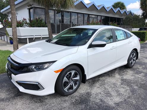 2020 Honda Civic - LE016688