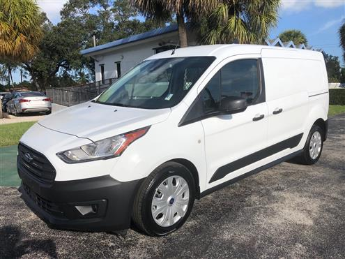 2020 Ford Transit Connect Image # 1