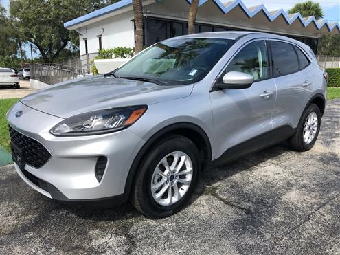 2020 Ford Escape - LUA86190
