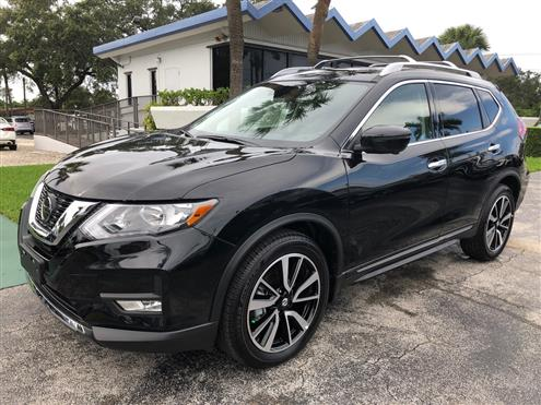 2020 Nissan Rogue - LC762232